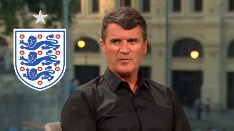 Roy Keane drops truthbomb after England throw away lead against Croatia