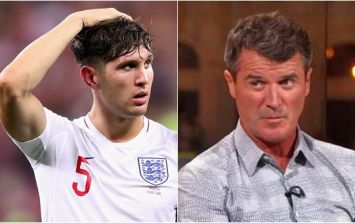 Roy Keane told it unflinchingly straight about John Stones