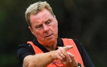 Harry Redknapp reveals the Premier League player he thinks would do well in GAA