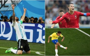The 12 best goals from the 2018 FIFA World Cup