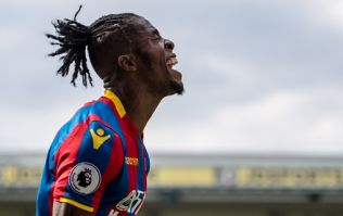 Liverpool face tough competition in race to sign Wilfried Zaha