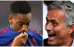 Jose Mourinho targets two players to replace Anthony Martial
