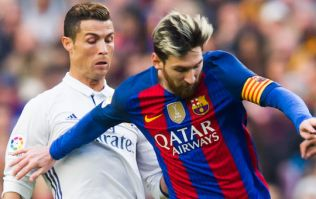 Messi v Ronaldo potential for Serie A next season