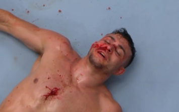 One-armed fighter Nick Newell cuts a dejected figure as UFC dream slips away