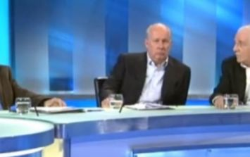 Eamon Dunphy's most memorable moment on RTE television