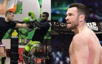 SBG's Richard Kiely claims he beat Lorenz Larkin up so much in Tallaght, he was asked to take the video down