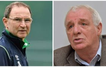 Eamon Dunphy has a cut off RTE for trying to censor him on Martin O'Neill