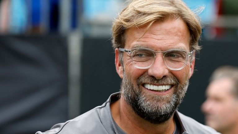 Jurgen Klopp mentions Jan Oblak's release clause when discussing Alisson transfer