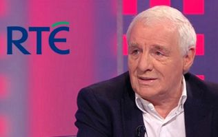 Eamon Dunphy's best moment on RTE has barely been mentioned