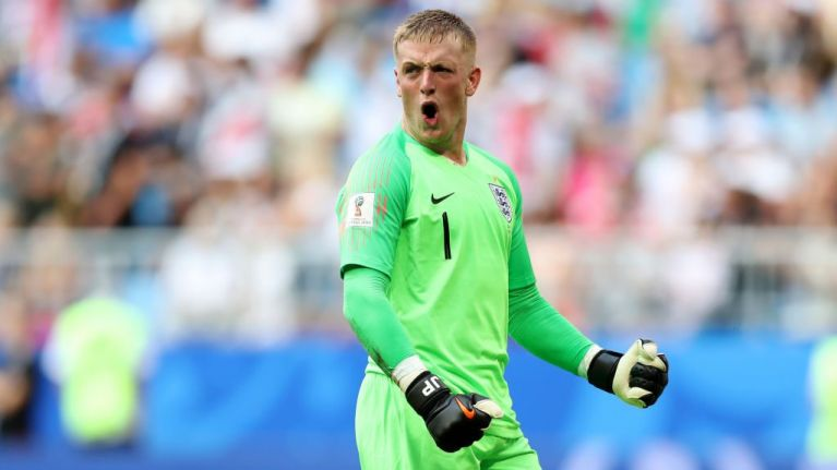 Chelsea target Jordan Pickford to replace Thibaut Courtois