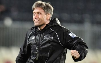 Ronan O'Gara has made it to the Super Rugby final on his first attempt