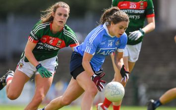 The most lethal ladies footballer in Ireland right now puts Mayo to the sword again