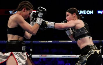 Katie Taylor out-dos even herself with nasty third round stoppage of Kimberley Connor