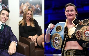 Mikaela Mayer's move may make potential Katie Taylor fight absolutely huge