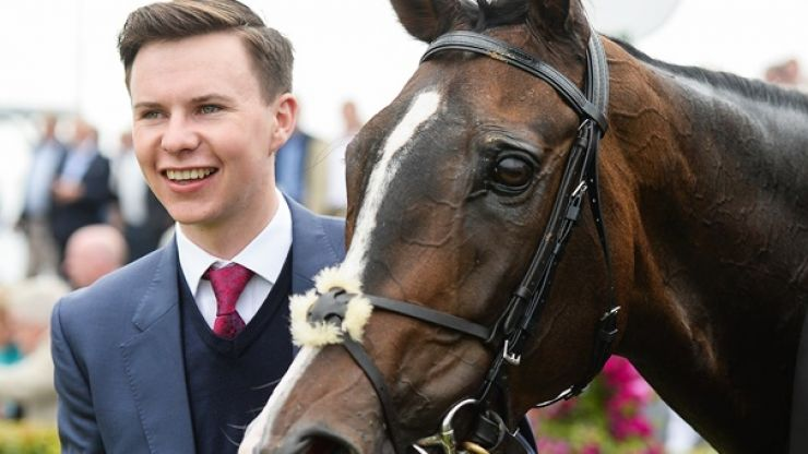 If you want to own a racehorse, Joseph O'Brien is your man