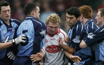 'Pillar' Caffrey reveals all the Dublin players were after Ryan McMenamin at Battle of Omagh