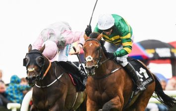 Win meet and greet with three sporting legends at Galway races