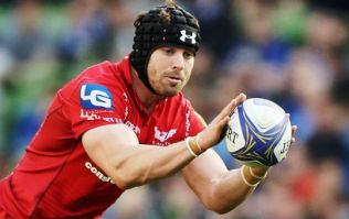 New Scarlets rugby jersey somehow manages to squeeze in 10 sponsors