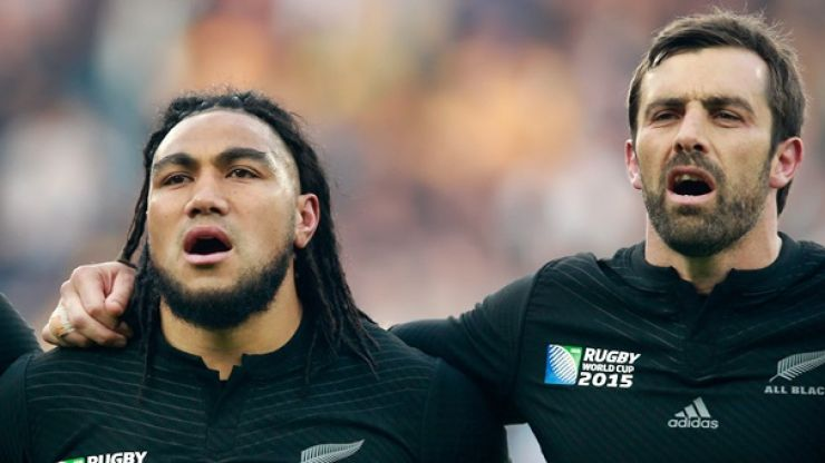 Conrad Smith and Ma'a Nonu's centre partnership was the greatest rugby has ever seen