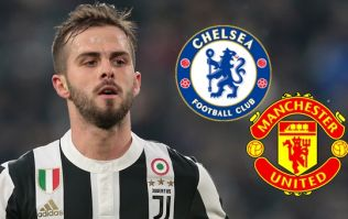 Chelsea's move for £70m Juventus star Miralem Pjanic should kick Man United into gear