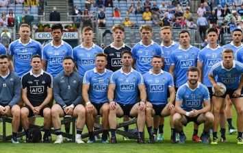 Dublin make two changes for Tyrone as Jack McCaffrey misses out