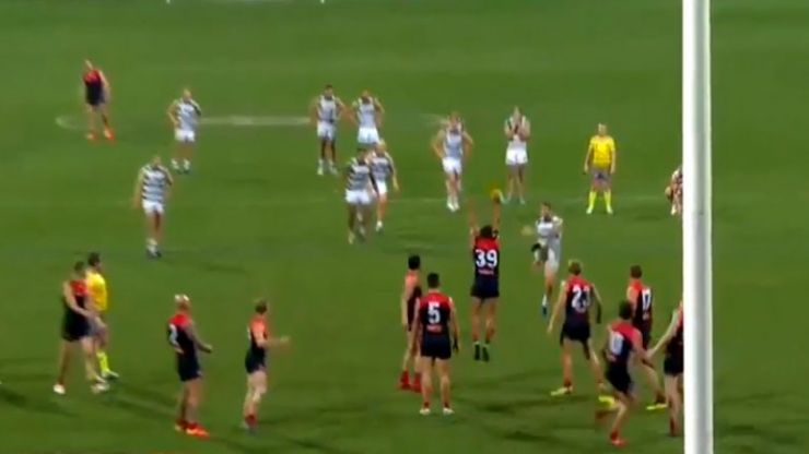 Zach Tuohy shows stones of steel to kick match winner after siren had blown