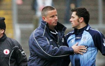 There's a good reason why Pillar Caffrey bundled Alan Brogan into the stands during 'Battle of Omagh'