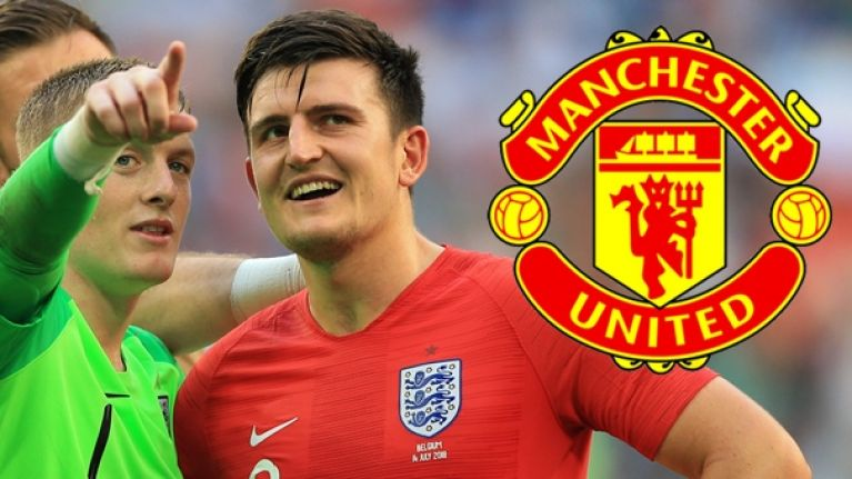 Report: Manchester United agree £80m deal for Harry Maguire