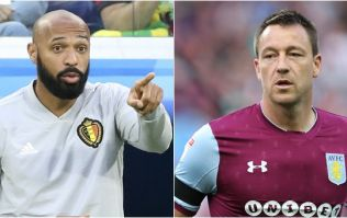 Sky Sports line up John Terry to replace Thierry Henry in pundit's chair