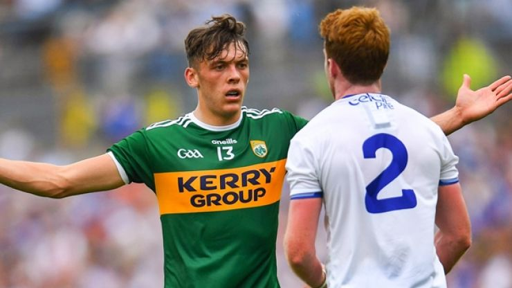 David Clifford hailed after stunning goal saves Kerry's All-Ireland skin