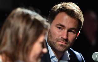 Eddie Hearn has a genuine superfight in mind for Katie Taylor