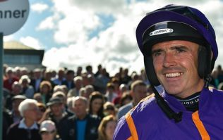 Ruby Walsh victorious in return from broken leg