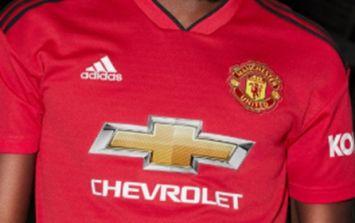 Manchester United edge City to lead Premier League shirt sponsorship