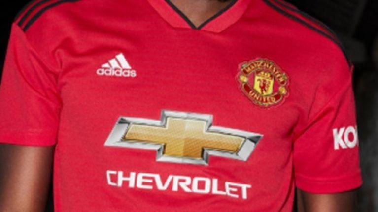 sale retailer e31a0 3e19d Manchester United edge City to lead Premier League shirt ...