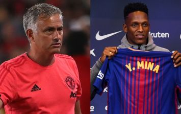 Yerry Mina could be Manchester United's final signing this summer