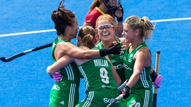 Ireland are in the World Cup final