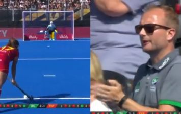 This ridiculous Spanish chip not only needed skill, but bravery and nerve