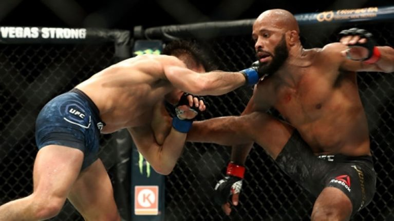 Demetrious Johnson thinks he suffered two serious injuries during historic defeat