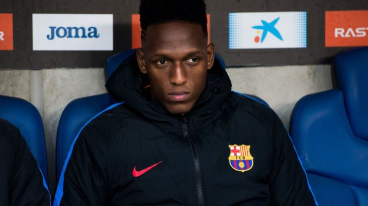 Everton on brink of signing Yerry Mina from Barcelona