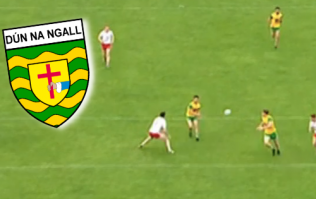 Donegal relegated because of referee and put out of championship because of referee