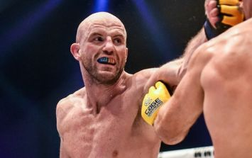 Peter Queally's time with Russian promotion likely over following Allah comment