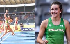 Phil Healy speeds into European 100 m semi-final with remarkable recovery