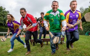 Hurling for Cancer is back with a stellar lineup