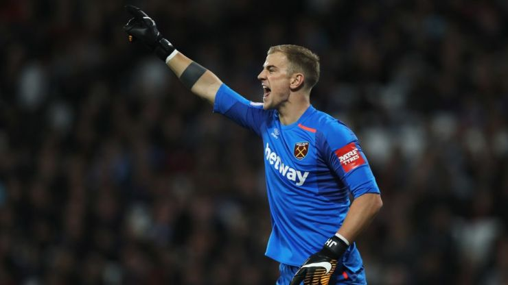 Joe Hart has signed for Burnley