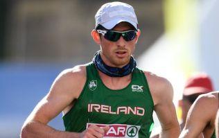Brendan Boyce finishes 19th in European Championships 50km