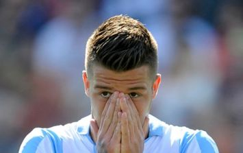 Manchester United reportedly want to splurge on Sergej Milinkovic-Savic