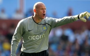 Can you name Aston Villa's starting XI for their Premier League opener 10 years ago?