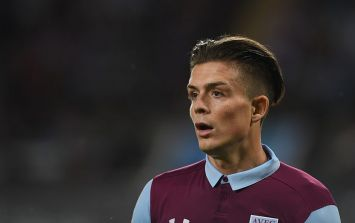 Jack Grealish has reportedly been told he will not be leaving Aston Villa