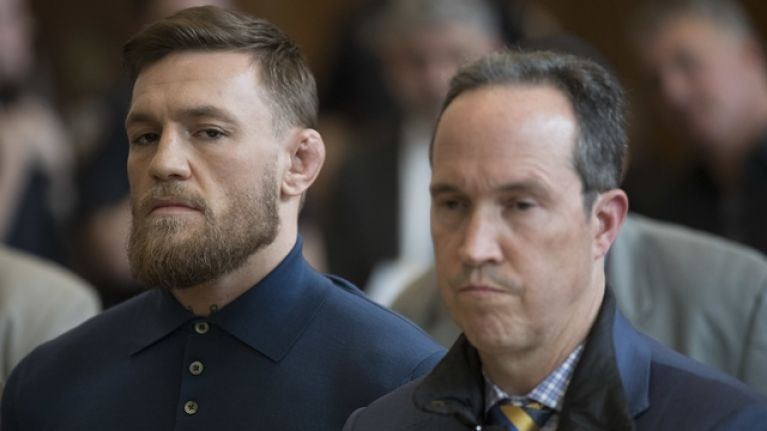 Conor McGregor court stipulation may have forced flyweight fight from UFC 229