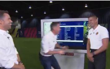 Jamie Carragher pulls fantastic transfer prank on Wolves' defender Coady